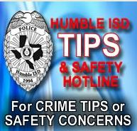 Humble ISD Tips & Safety Hotline