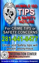 Tips and Safety Hotline