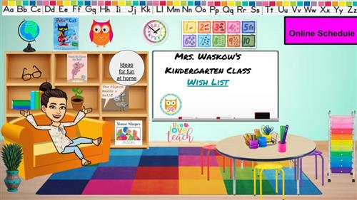 Waskow Kinder Class