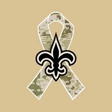 WHO DAT NATION!! SAINTS FAN FOR LIFE!!!