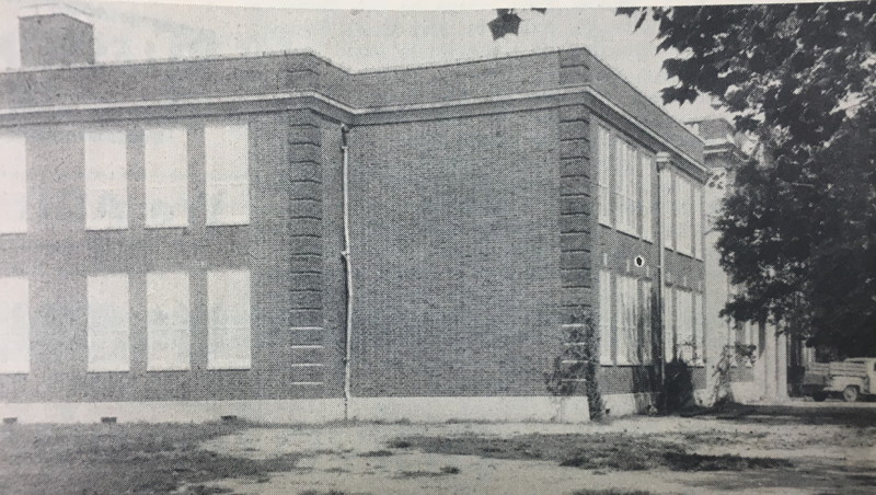 Charles Bender intermediate School, 1967