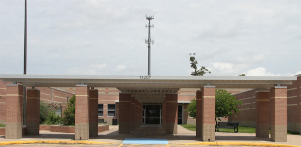Humble Middle School on Will Clayton Parkway
