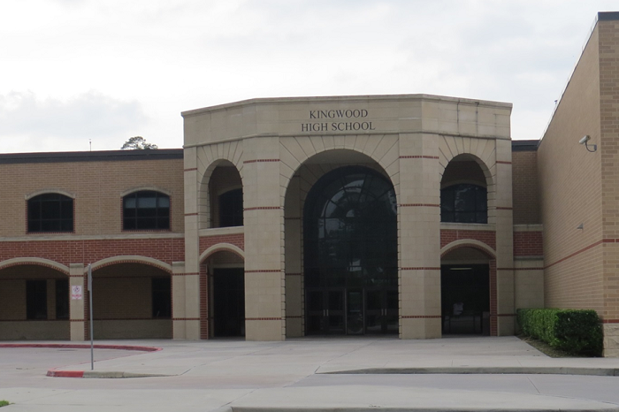 Kingwood High School Third Gym