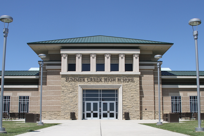 Summer Creek High School Third Gym