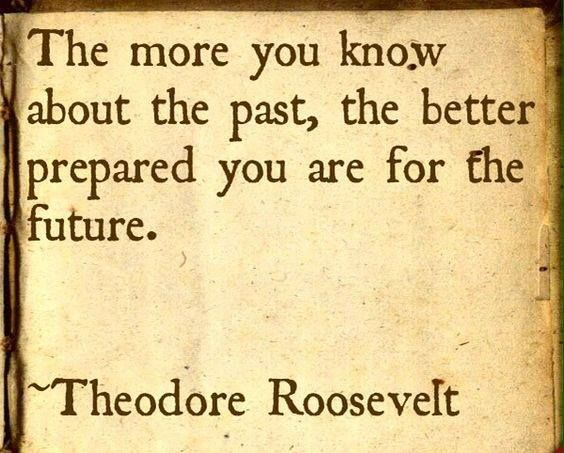 T. Roosevelt quote