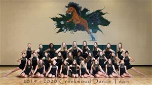 Creekwood Dance Team