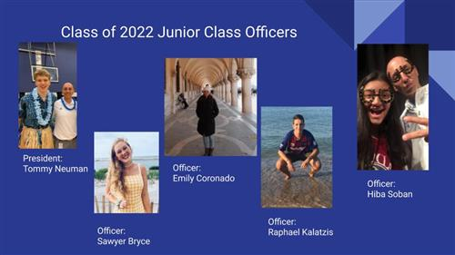 Pic of Class Officers