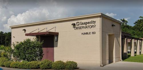 Humble ISD Insperity Observatory
