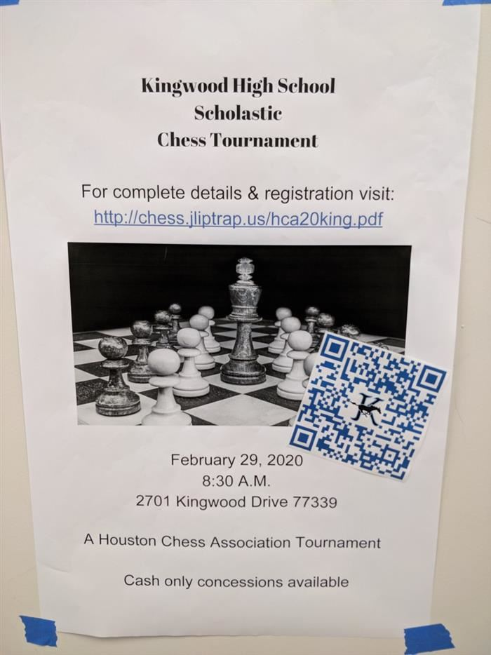 2020 chess tournament