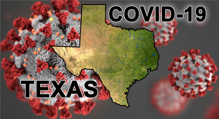 Texas and COVID 19