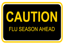 Flu Information for Humble ISD.