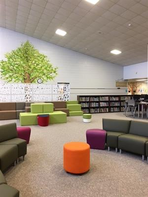 Our new library!