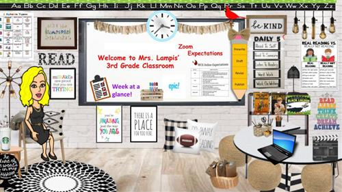 Mrs. Lampis Virtual Classroom
