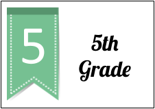 5th Grade Online Learning