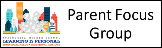 Learning is Personal Parent Focus Group