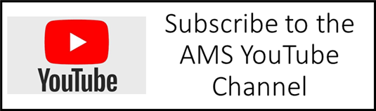 Subscribe to the AMS YouTube Channel