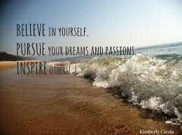 Pursue Your Passions!