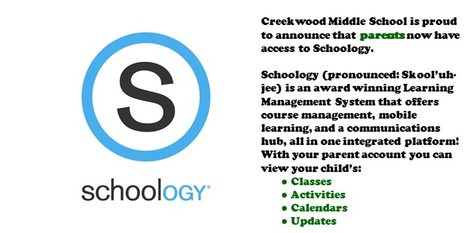 Creekwood Middle School / Homepage