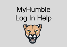 MyHumble Log In Help