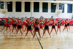 KMS Cougar Cheer!