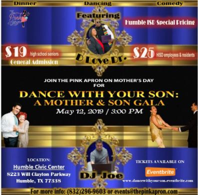 Dance with your Son: A Mother & Son Gala