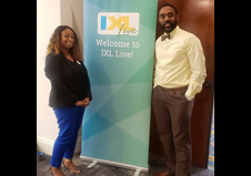 IXL Learning Event