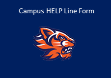 Campus Help Line Form
