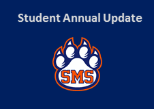 Returning Students - Annual Update