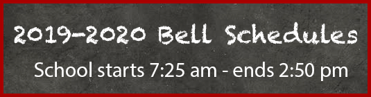 Link to the 2019-2020 bell schedules