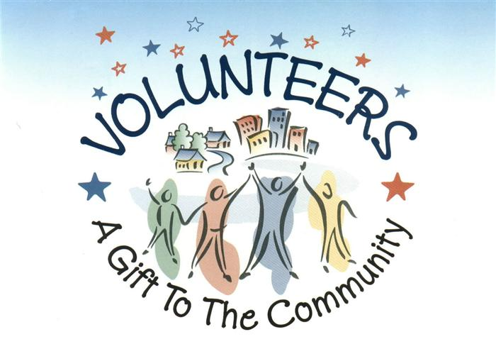 Logo to interest volunteers to join
