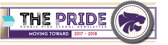 The Pride Newsletter May 2017