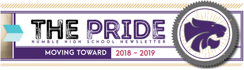 The Pride Newsletter