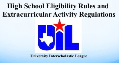 UIL Eligibility