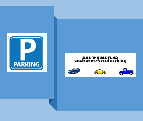 Parking and Annual Fund Preferred Spots