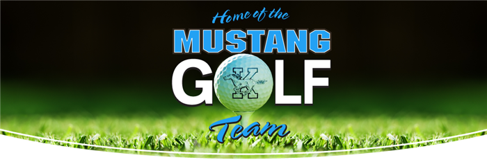 Home of the Mustang Golf Team
