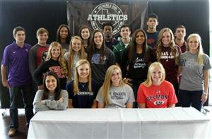 Signing Day Group Photo