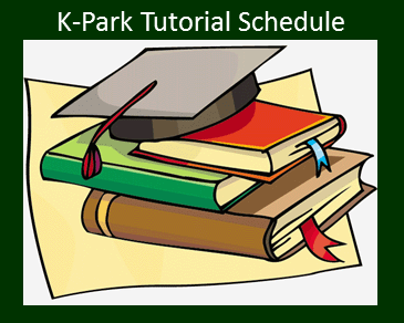 Tutorial Schedule