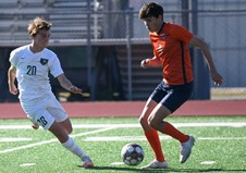 Boys soccer wants to finish what last year's team started
