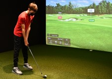 New technology boosts golf team