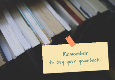 Yearbook's early-bird pricing ends soon