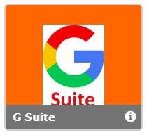 GSuite Icon on My.Humble