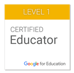 Google for Education Certified Educator