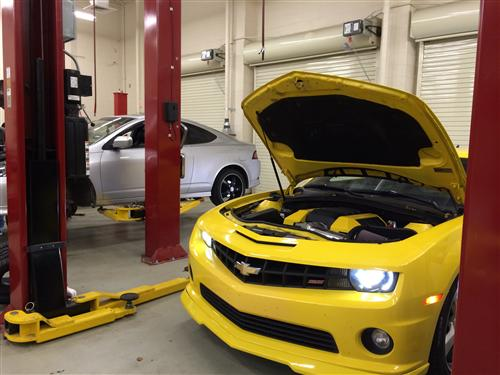 Working on 2012 Camaro SS & 2006 Acura RSX