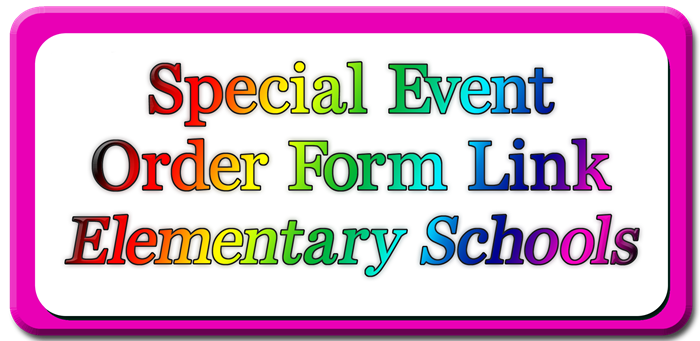 Special Event Form - Elementary Campus