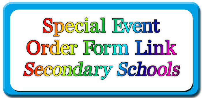 Special Event Form - Secondary Campus