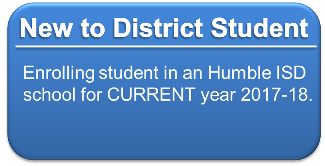 New to District Student