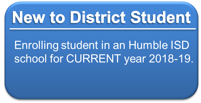 New to District Student Registration