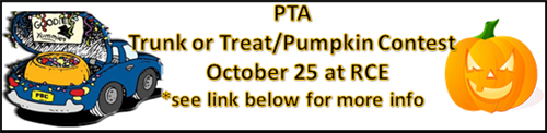Trunk or Treat October 31