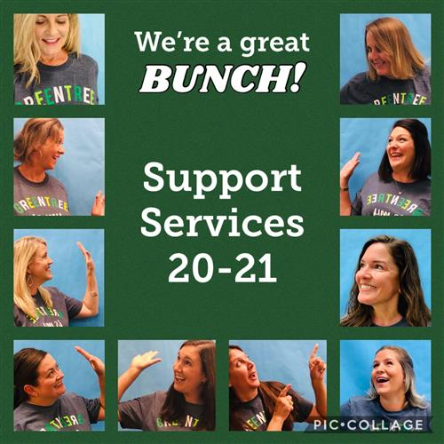 Image of Support Services teachers