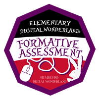 Digital Badge: Formative Assessment